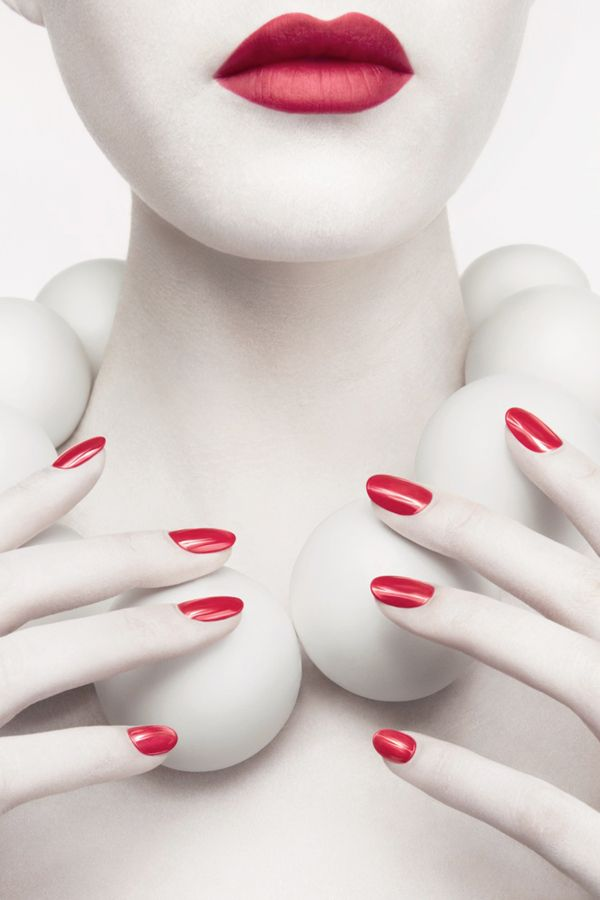 Revlon ColorStay Nail Enamel Campaign by Digital Light Ltd , via Behance