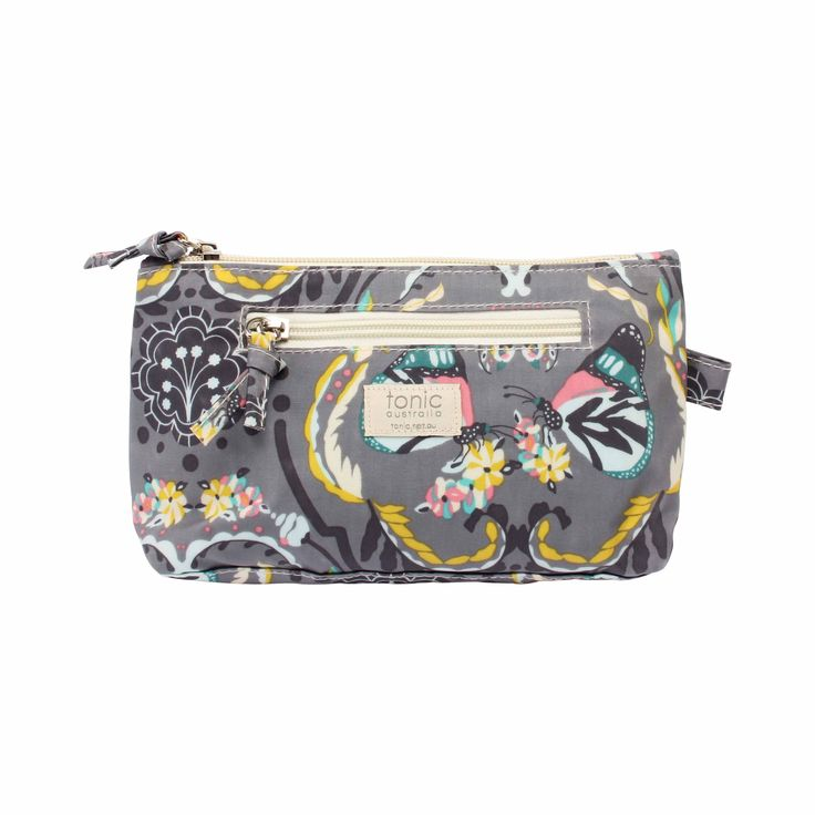 Butterfly Small Cosmetics Bag #cosmetics #bag #beauty