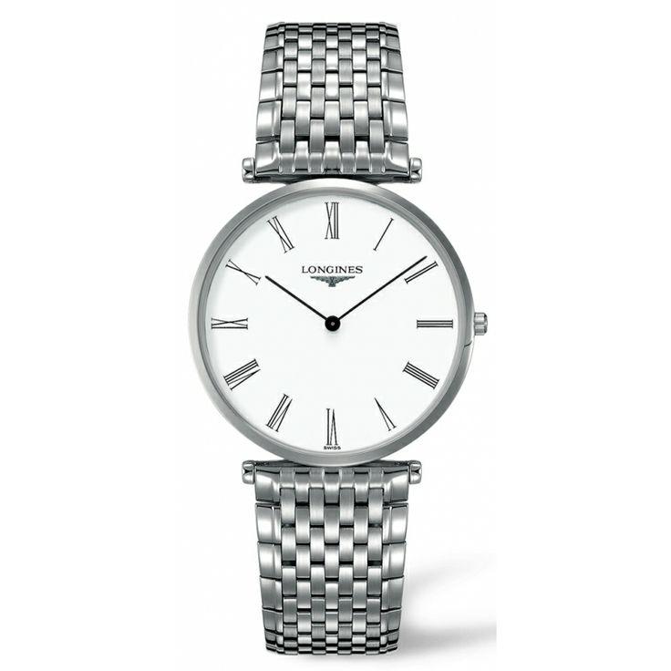 LONGINES LA GRANDE CLASSIQUE L4.766.4.11.6 #reloj #watch