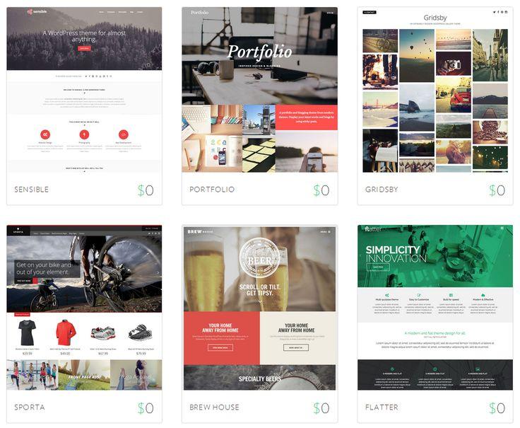 Mejores 522 imágenes de Wordpress en Pinterest | Wordpress, Tema de ...