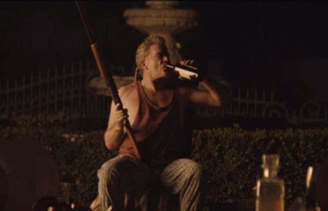 Рэй Лиотта сыграл стареющего рокера в новом видео Эда Ширана на песню «Bloodstream»