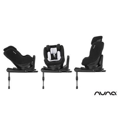 Nuna Siege auto rebl i-size caviar groupe 0+/1