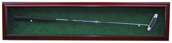 Golf Putter Display Case Premium Shadow Box