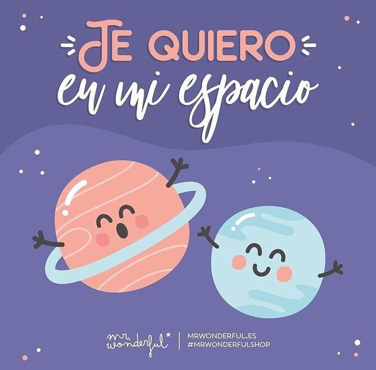 te quiero en mi espacio