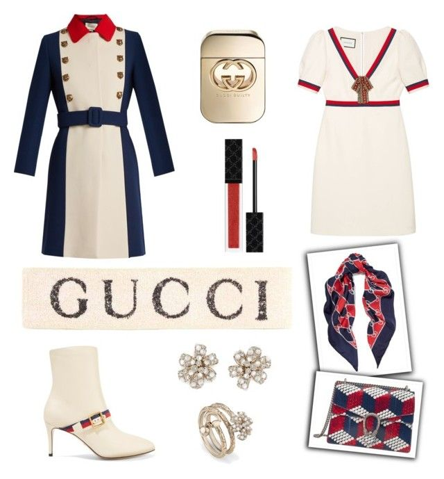 """""""It's about Gucci!!"""" by joanna-tabakou on Polyvore featuring Gucci"""