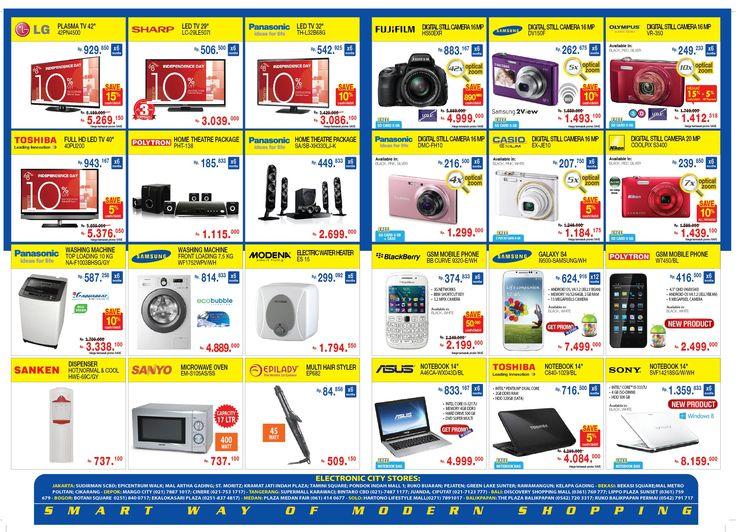 Catalogue Store edisi 33 periode : 17-23 Agustus 2013