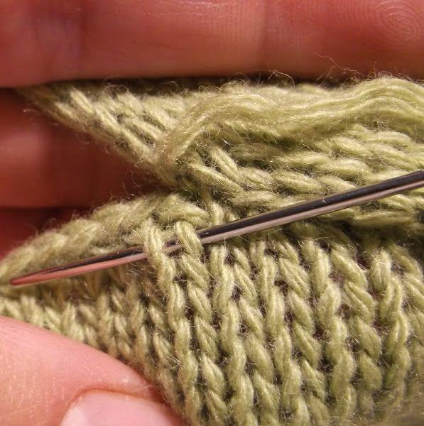 Как вшить рукава в вязанное изделие
