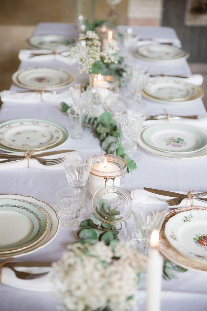 Les astuces d'Artis pour une décoration de mariage écolo   Crédits : Artis   Donne-moi ta main - Blog mariage