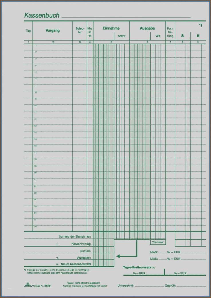 25 Wunderbar Datev Kassenbuch Vorlage Galerie In 2020 Kassenbuch Vorlagen Rechnungsvorlage