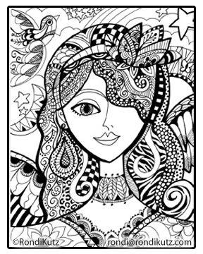 Pen Zen- Jessica by Rondi Kutz