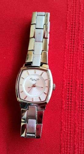 Reloj Kenneth Cole New York Kc4770 Analogico Malla Metálica