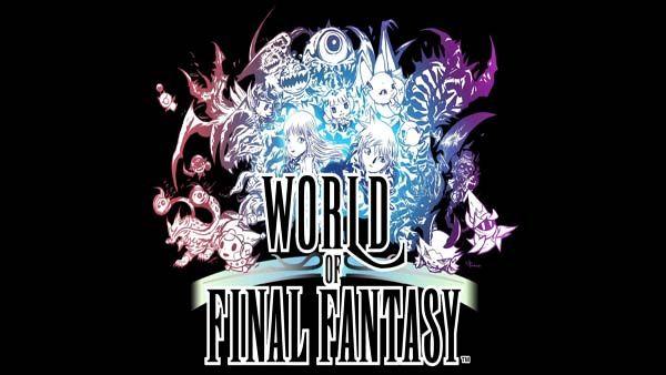 World of Final Fantasy PC Game (Repack) - https://www.ziperto.com/world-of-final-fantasy-pc/