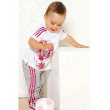 Minnie Mouse-Adidas Tracksuit Set $18.95 + $7.84 Postage! Sizes: 6 Months, 1,2,3,4 Years  Link to Shop: http://www.babyluscious.com.au/characters/adidas/minnie-adidas-tracksuit-set