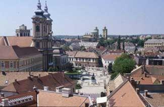Eger   Hongarije Vakantieland