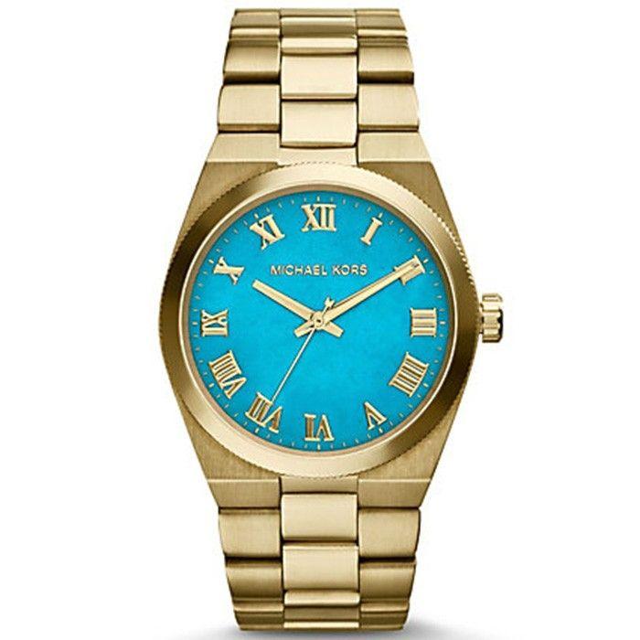 Michael Kors Channing Gold-tone | Michael Kors | Buy at TrueFacet