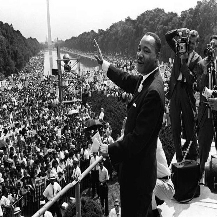 Civil Rights Movement: Desegregation Photo: Civil Rights March, 1963