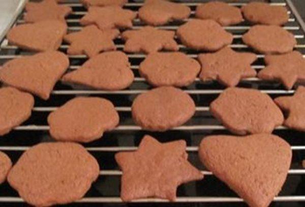 Speculaaskoekjes recept | Solo Open Kitchen