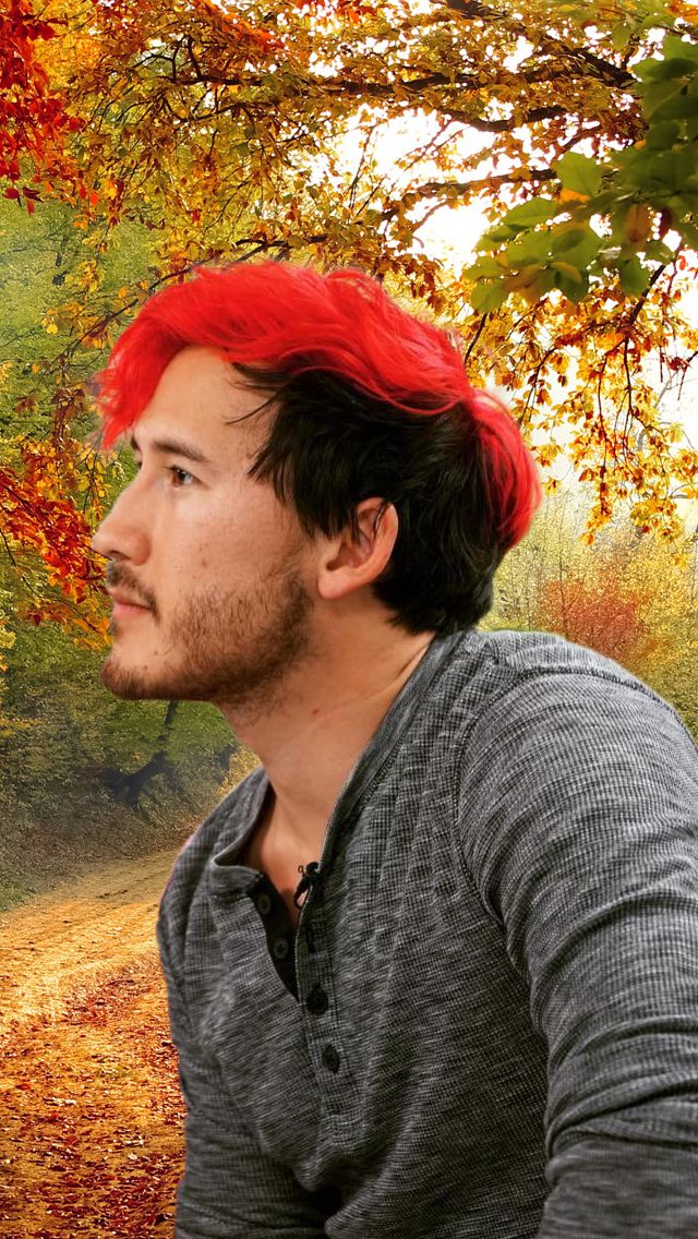 Edits and shit • Markiplier fall lockscreens! Suggested by anon,...