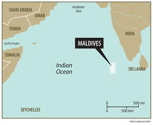 Upheaval in the Maldives: 4 things you should know - Where are the Maldives? - CSMonitor.com