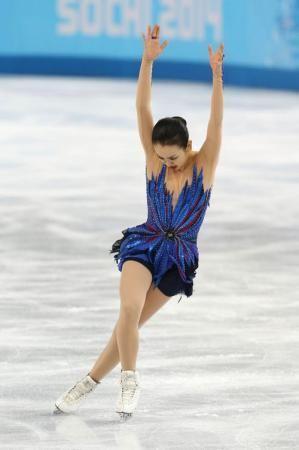 ソチオリンピック Yahoo! JAPAN - 真央は意地6位、ソトニコワが金、ヨナ銀(日刊スポーツ)
