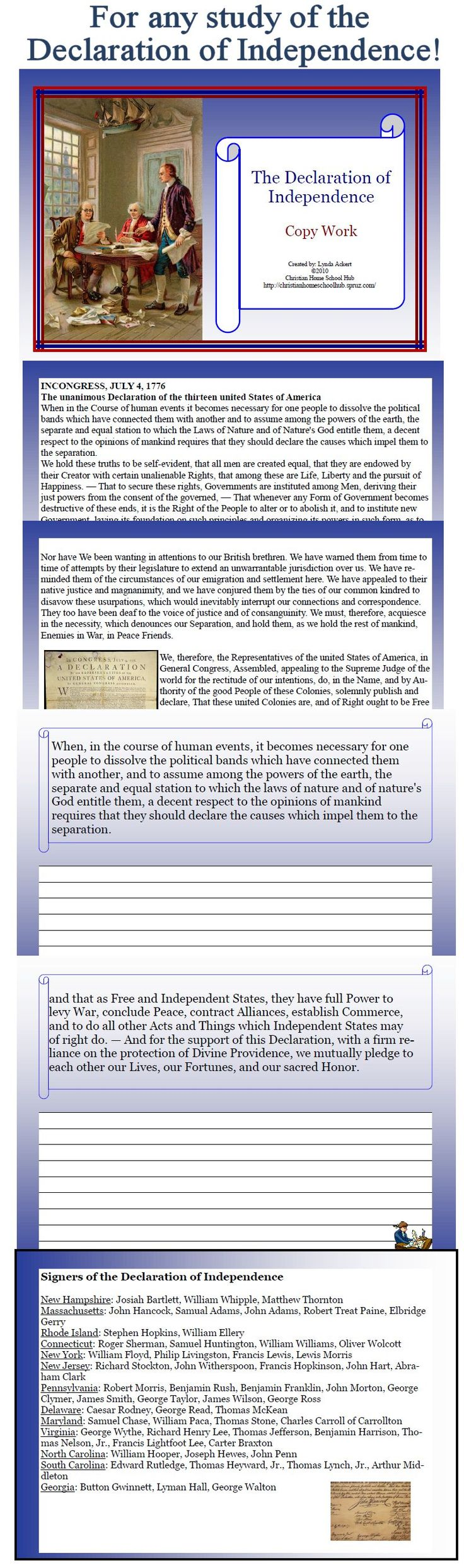 american values in the declaration of independence essay American identity essay an overview of the abstractions of the declaration of independence an introduction to the creative essay on the topic of an american.