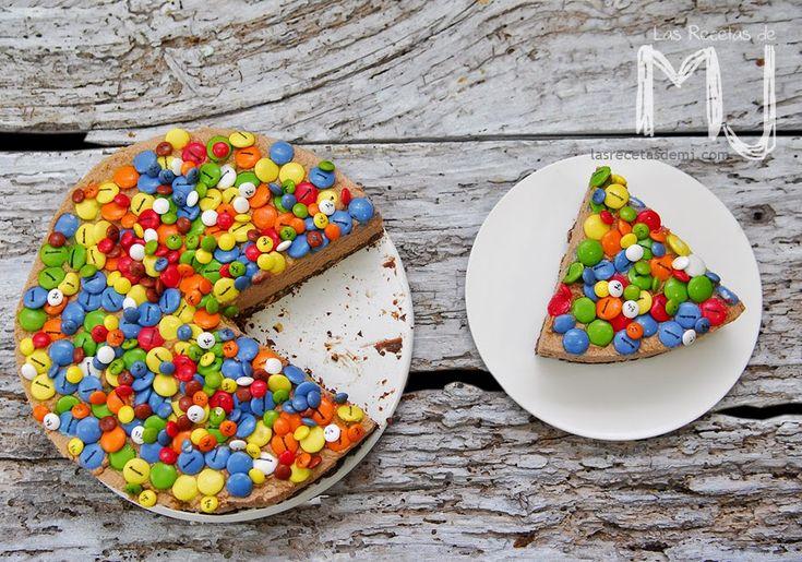 Las Recetas de MJ Cheesecake de Nutella