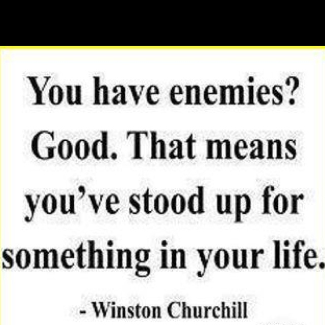 Winston Churchill Quotes Ugly: Enemy Quotes And Sayings. QuotesGram