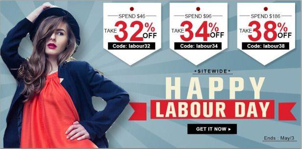 .                                : Sheinside: Happy Labour Day Sale!