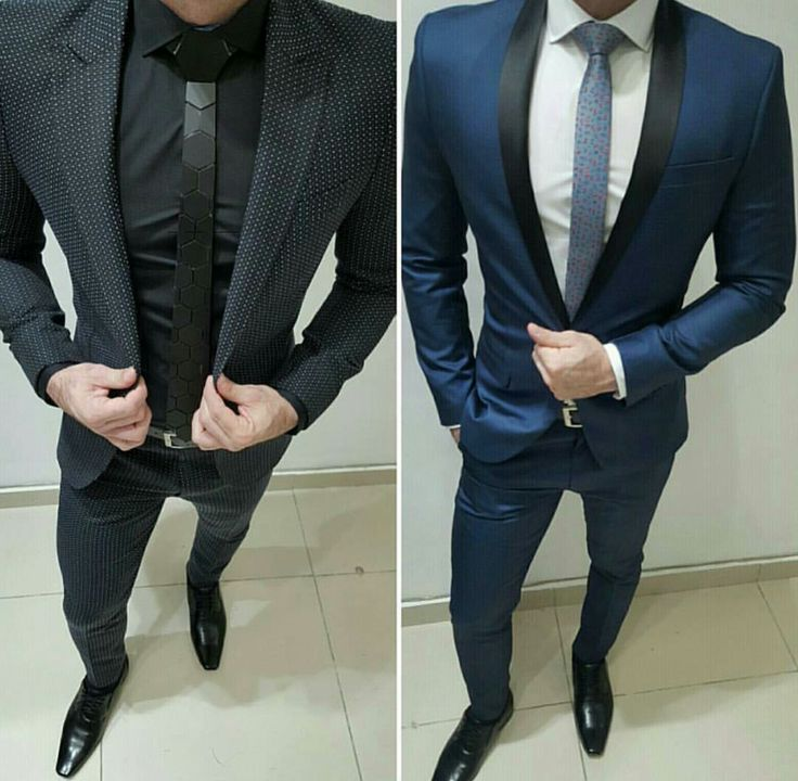 Two great options for suits
