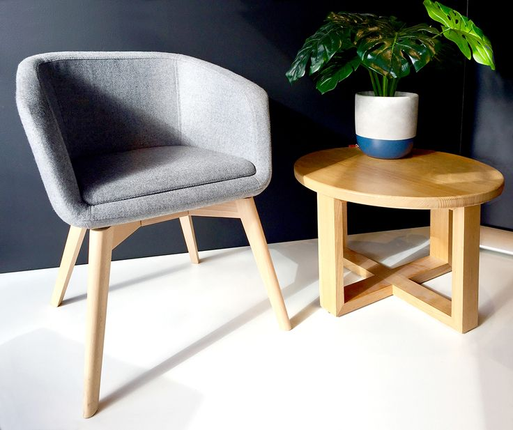 We think our Meg chair & Cousins side table are a good match 👌🏻