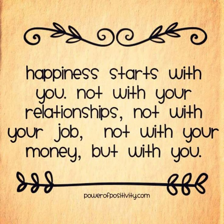 Money gives only comfort but not happiness?