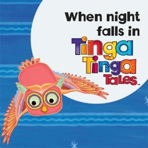 When Night Falls in Tinga Tinga Tales - Read | We Give Books