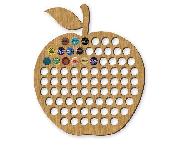 Apple Hard Cider Cap Collector