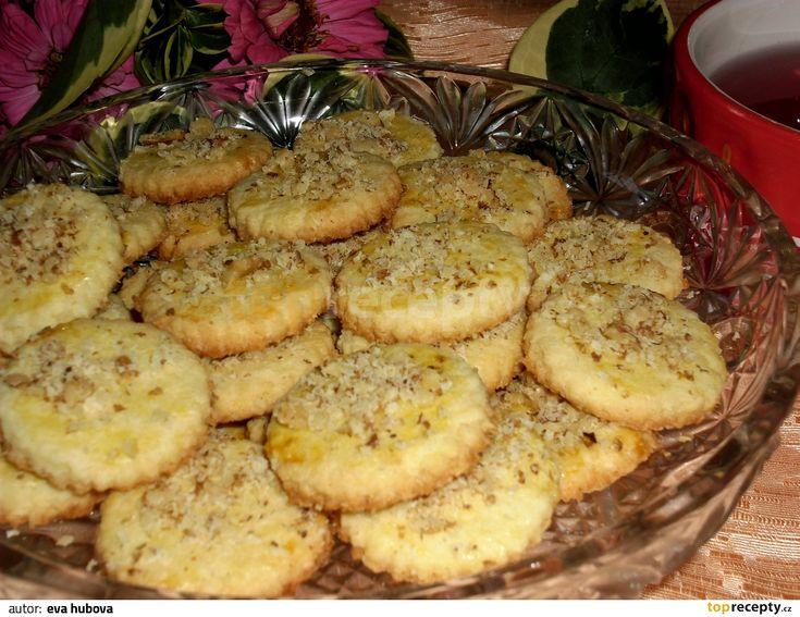 Švýcarské kokosové sušenky • recept