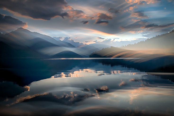 Slocan Lake 6 - null