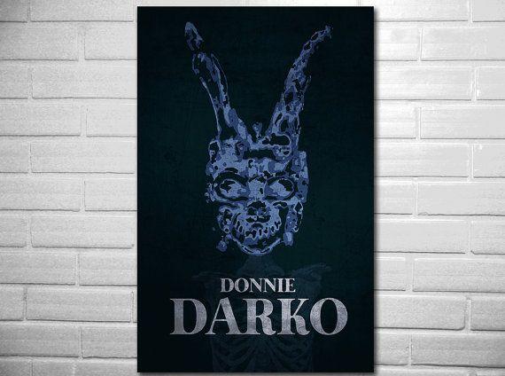Donnie Darko poster fan art poster minimalista di DEPdesigns