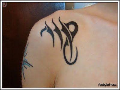 Virgo Tattoo | Virgo Tattoos | Virgo Tattoo Designs | Cool Tattoo ...                                                                                                                                                      More