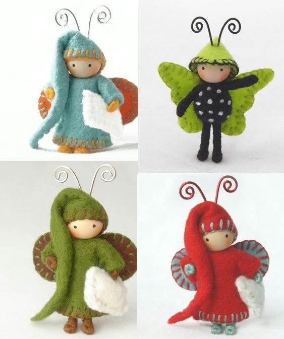 Juicy Bugs by Dana D. (dreamalittle7) on etsy