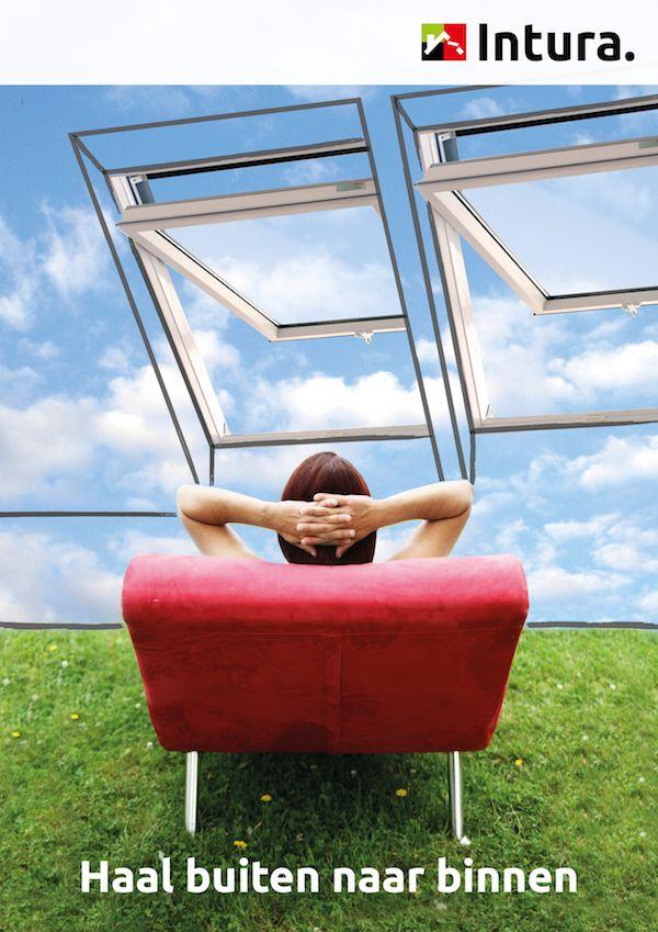 Haal buiten naar binnen! Kies voor een dakraam van Intura