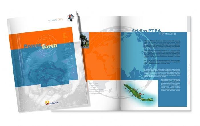Company Profile PT. Bukit Asam Tbk.