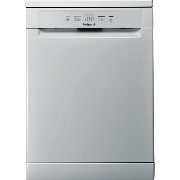 HAFC2B+26SV_GH | Hotpoint Dishwasher | Graphite | ao.com