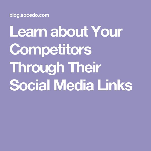 Best Competitive Analysis Images On   Digital