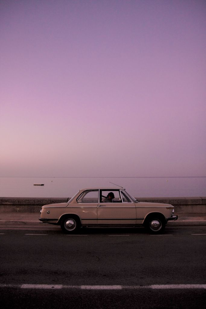 https://flic.kr/p/9BfWbg | BMW 1602 - Morning Nice | Click here to see the whole album of this fabulous road trip