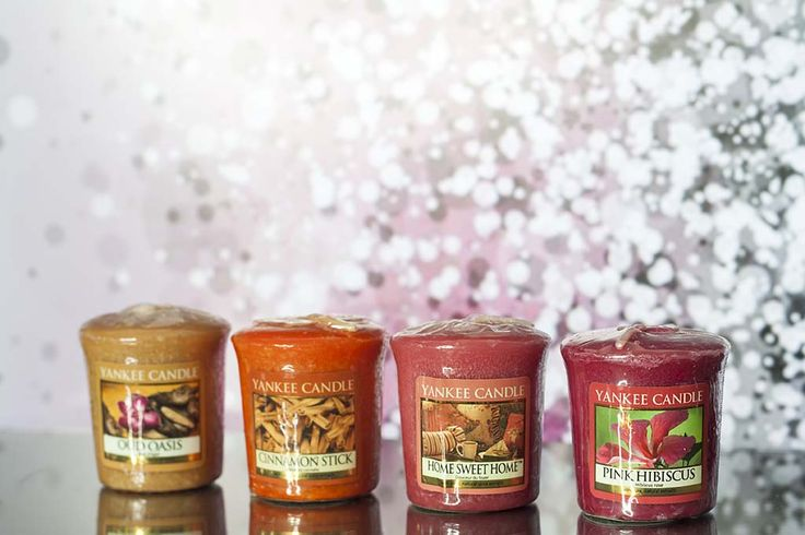 yankee candle samplery