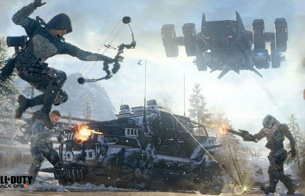New Black Ops 3 Patch Now Live on PlayStation 4/Xbox One