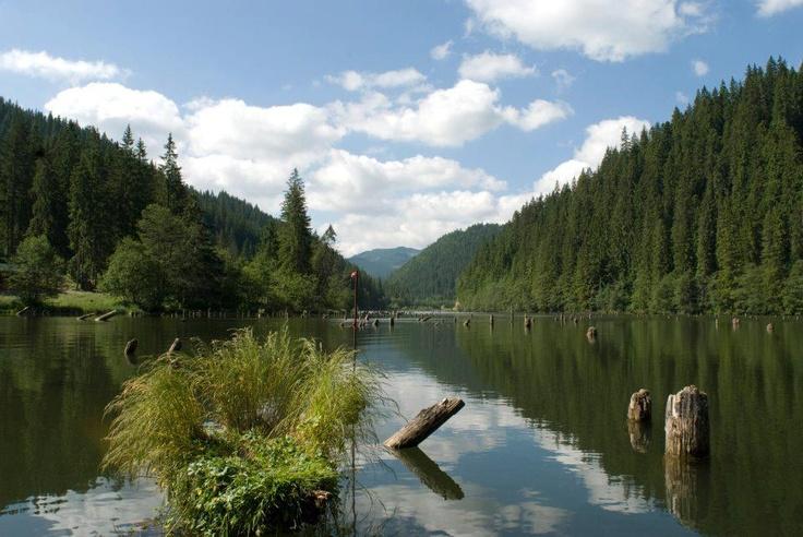 Lacul Rosu (Red Lake) - Romania