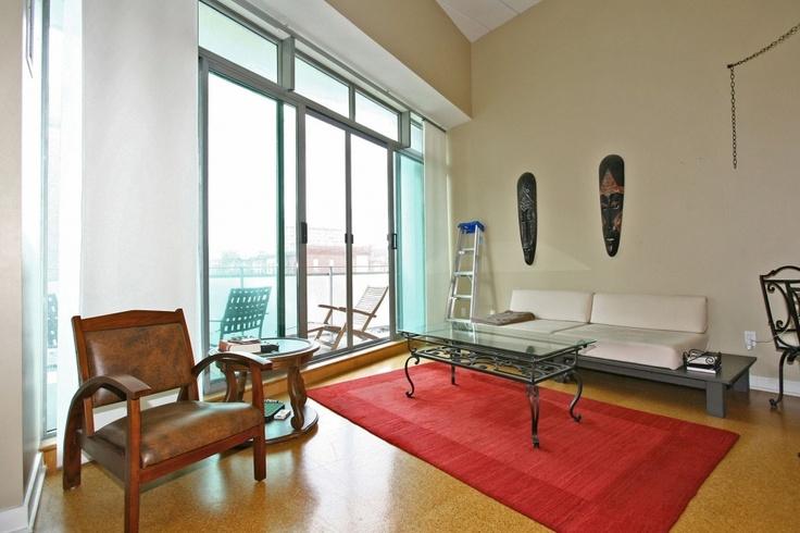 160 Baldwin Street Suite 315 | Kensington Market Lofts | Toronto | http://www.sagerealestate.ca/listings/160-baldwin-street-suite-315-kensington-market-lofts-toronto/