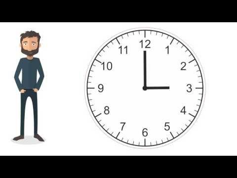 Klokken med Peter - YouTube