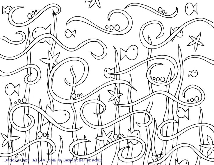 Colouring Pages Nocturnal Animals 86 Best Coloring Doodle Art Images On Pinterest