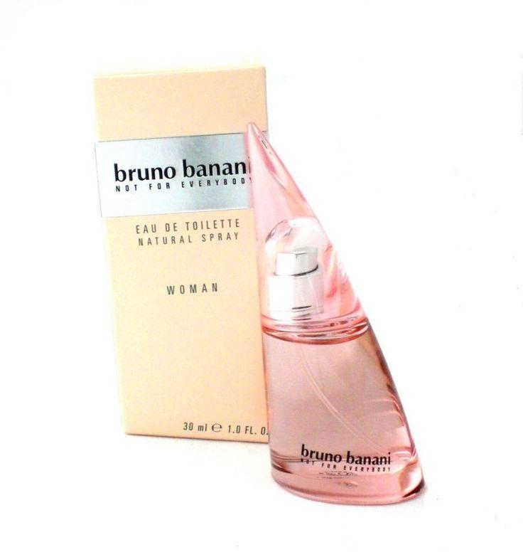 Bruno Banani WOMAN 30 ml 1 oz EDT Eau de Toilette Perfume Gift for Women NEW #BrunoBanani